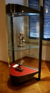a typical display case