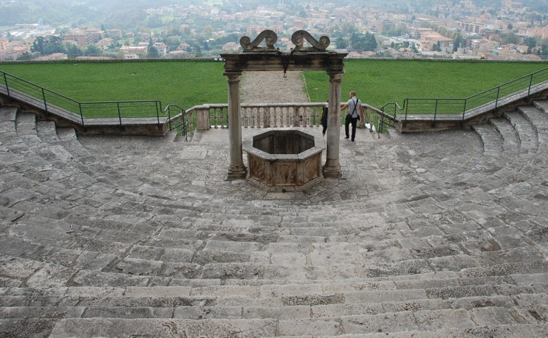 the Fortuna's well