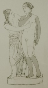 Cupid and Psyche, restoration details(?)