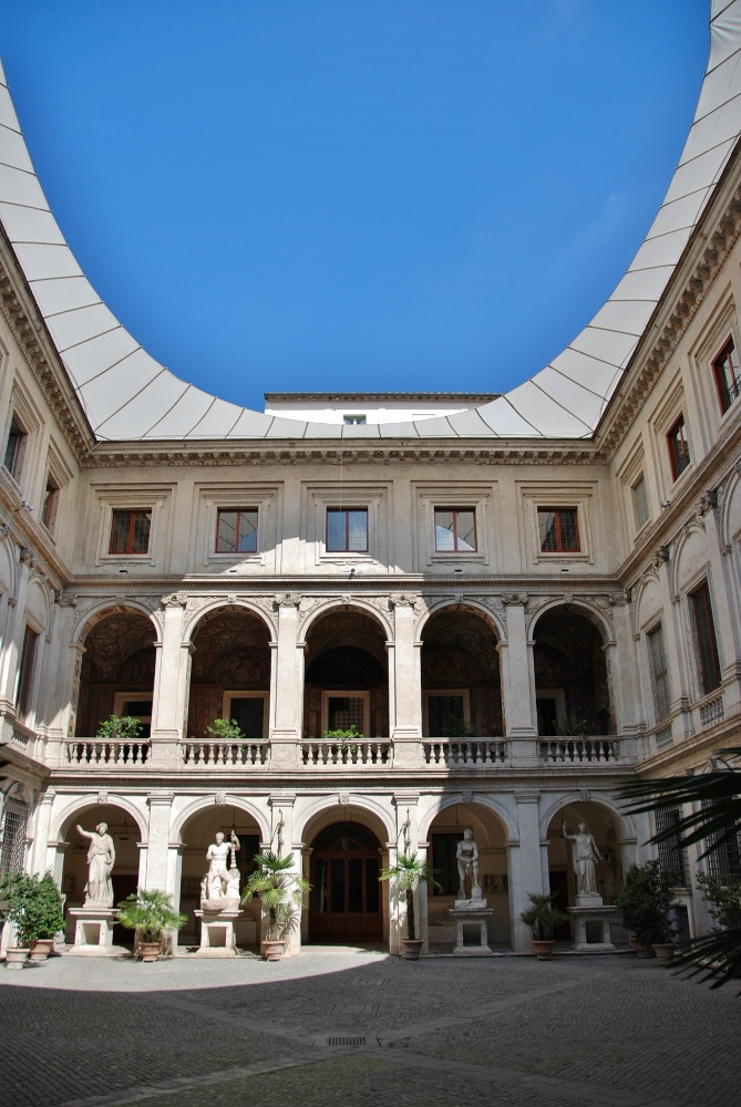 Palazzo Altemps inner court