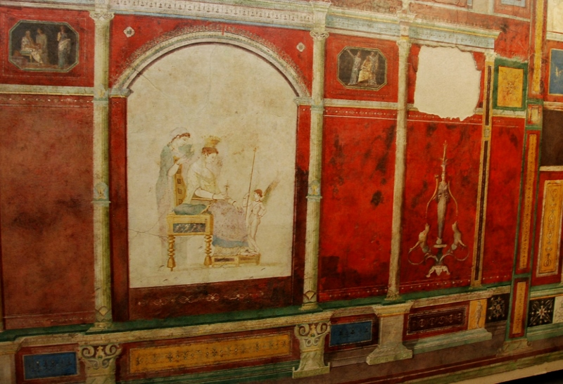 frescoes from villa Farnesina